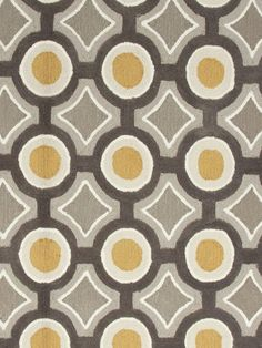 Brio Charcoal and Mustard