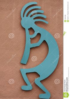 Native American Kokopelli - Download From Over 47 Million High Quality Stock Photos, Images, Vectors. Sign up for FREE today. Image: 15041285