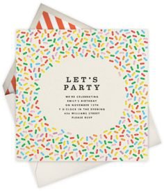 I told myself I wasn't going to throw Lucy a 4-year-old birthday, but who am I kidding? We are already planning her sprinkles party, 6 months in advance!