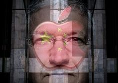 ONE BAD APPLE: Tim Cook, the openly gay CEO of Apple, is a two-faced hypocrite who denies the FBI access in America to the data on the phones of murderous Muslim terrorists, while at the same time handing over Chinese iPhone user data on a silver platter to the Chinese government. If user data is so sacrosanct, why are Chinese iPhone users afforded no privacy at all? http://www.nowtheendbegins.com/apple-does-not-protect-user-data-in-china-shields-muslim-terrorists-in-america/