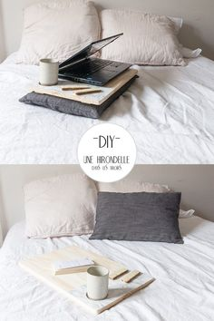 DIY support ordinateur
