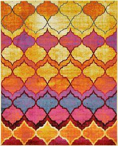 Multi 8' x 10' Florence Rug | Area Rugs | eSaleRugs