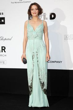Marion Cotillard Photos: amfAR Cinema Against AIDS - Arrivals - 2009 Cannes Film Festival