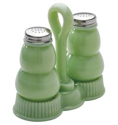 *Swoon* Even with my gorgeous vintage hobnail milk glass s and p shakers this has me twitterpated!