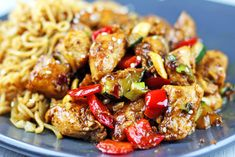 Full of Spicy Wok fired Chicken Breast, Zucchini, Red Bell Peppers and crunchy Peanuts in a Sesame Ginger-Garlic Sauce, this recipe is Authentically Panda Express! The recipe is straight from the source! http://archives.starbulletin.com/2007/01/17/features/story01.html BACK TO TOP art CRAIG T. KOJIMA / CKOJIMA@STARBULLETIN.COM Panda Express customer favorite Kung Pao Chicken. CLICK FOR LARGE Kung Pao Chicken is tasty, too No luck getting that Orange Chicken recipe, but Panda was willing to…