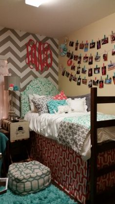 My Dorm Room At The University Of Alabama ❤ Part 23