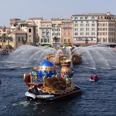 The other #Disney in #Tokyo: Tokyo Disney Sea, #Japan