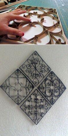 15 ideias e passo-a-passo para reciclar e decorar com rolos de papel higiênico