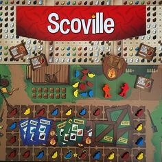 When in the USA we picked up #Scoville by @tastyminstrel We'd asked a couple of stores here to stock this to no avail and as we've backed the expansion thought we'd nab it when we could. Haven't had a chance to play it yet, but love the look of it and we're looking forward to trying it. #boardgaming #bgg #boardgame #boardgames #boardgamers #tabletop #tabletopgame #tabletopgamer #tabletopgames #tabletopgamers #boardgamegeek #chilipepper #scovillescale #hotpepper #TastyMinstrel…