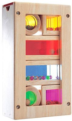 I know a certain little person who would absolutely love these!! Wonderworld - Rainbow Sound Blocks #EntropyWishList #PinToWin