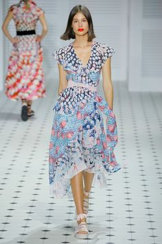Temperley London Spring 2018 Ready-to-Wear Collection Photos - Vogue