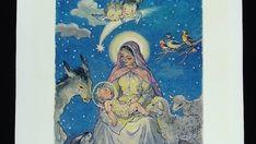Vánoční témata Marie Fischerové-Kvěchové– Novinky.cz Mario, Painting, Painting Art, Paintings, Painted Canvas, Drawings
