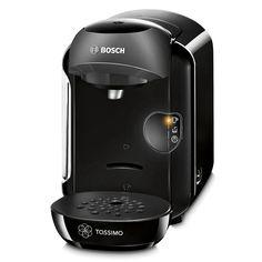 ¡Chollo! Cafetera de cápsulas Bosch TASSIMO Vivy TAS1252 de 1300W por sólo 29 euros.