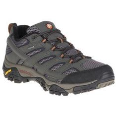 Merrell Moab 2 GORE-TEX Hiking Shoes for Men - Beluga - Waterproof Shoes For ddf094d91dd