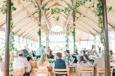 Top Table - Greenery wedding at Hexham Winter Gardens | Images by Sarah-Jane Ethan Photography