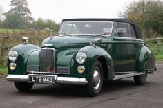 Vintage Cars 1949 Humber Super Snipe Mk II Drophead Coupe by Tickford Retro Cars, Vintage Cars, Antique Cars, Classic Cars British, Automobile, Us Cars, Old Trucks, Motor Car, Cars And Motorcycles