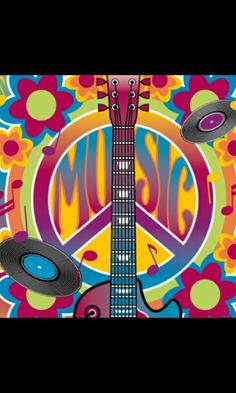 Paz y musica.
