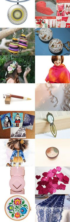I'm Yours! by LucyNyu ElfenLied on Etsy--Pinned with TreasuryPin.com