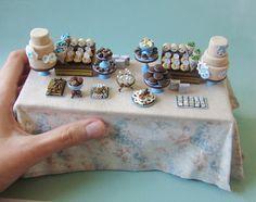 Sofunkylicious: Les irresistibles miniatures de Petit Plat