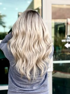 Image result for blonde with root smudge is getting a little dark how to brighten up