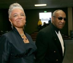 Bill and Camille Cosby- Bill met Camille when she was doing a stand-up performance in Washington. They married in 1964 and now, they have five children in their family.