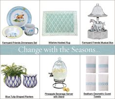 I love decorating with Williamsburg style!  This website had great stuff.  I have been to their store and loved it!