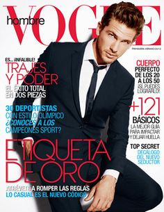 Vogue Men Latinoamerica SS 2012