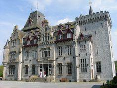 Château de Petite-Somme, province of Luxembourg, Belgium