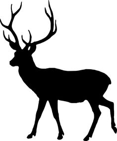 Diy Crafts - image,Illustration-Free Image on Pixabay - Silhouette, Fallow Deer, Dama Dama 👉 If you find this image useful, you can make a donation t Landscape Silhouette, Silhouette Painting, Animal Silhouette, Free Silhouette, Couple Silhouette, Silhouette Images, Hirsch Illustration, Hirsch Silhouette, Fallow Deer
