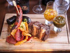 The Reveal – Vos Restaurante Argentino