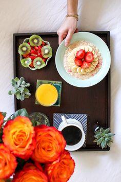 Breakfast in Bed | The Transatlantic