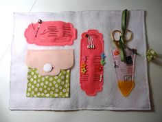 images about Sewing Kit  Ideas for Making A Travel Sewing
