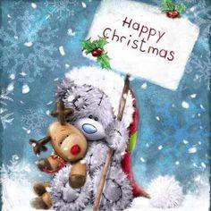 Me To You Tatty Teddy Special Friend Christmas Card
