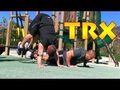 TRX Tabata Training High Intensity Interval Training HIIT