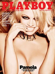 Free Download Adult [18+] Magazines   PDF Format: Playboy USA January - February 2016