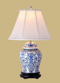 """East Enterprises LPDBWG0813E Table Lamp. 29""""H, 3-way, 150 watt."""