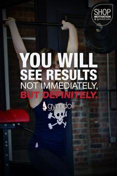 A Gymdoll Public Motivational Statement (PMS)