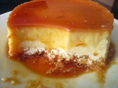Flan magique à la noix de coco Easy No Bake Cheesecake, Chocolate Cheesecake Recipes, Vegan Dessert Recipes, Classic Cheesecake, Flan Dessert, Coconut Flan, Salty Cake, Pumpkin Pie Recipes, Puddings