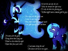 The Guilty, Princess Luna, Night, Princess Celestia