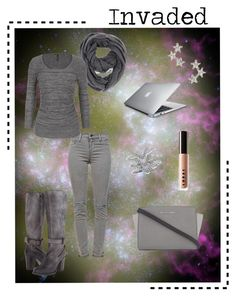 """An Earthen inspired L'eihr look for """"Invaded"""" by Melissa Landers by theendlessshelf on Polyvore"""
