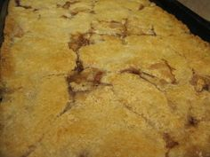 Dessert is always a good thing. This dessert is make from a simple combination of ingredients that go together quickly to create a sweet and delicious cobbler with minimum stress for the cook. Nectarine Cobbler, Food Words, Something Sweet, Fresh Fruit, Pantry, Cooking, Pastries, Ethnic Recipes, Desserts