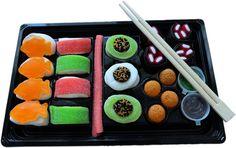 Candy Sushi - Les bonbons en forme de sushi !