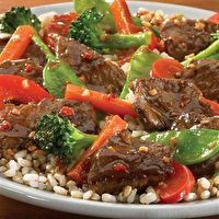 Roasted Garlic Beef and Vegetable Stir-Fry by McCormick