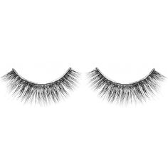 Shop SEPHORA COLLECTION's Luxe False Lash at Sephora. This set of high-quality false lashes are made from soft natural hair fibers for a natural look. Best False Eyelashes, Applying False Eyelashes, Fake Lashes, Vaseline Eyelashes, House Of Lashes, Nailart, Makeup Brush Storage, Eyelash Sets, Natural Lashes