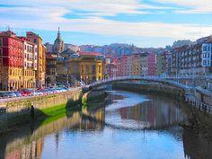 Bilbao, Spain. Camino del Norte