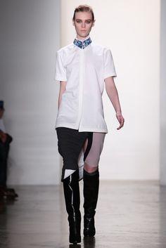 Louise Goldin RTW Fall 2013 - Slideshow - Runway, Fashion Week, Reviews and Slideshows - WWD.com