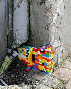 Little LEGO House