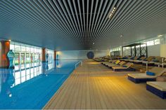 ClubMed Guilin, China (Indoor swimming pool)