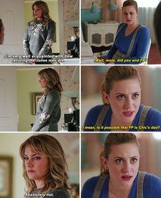 #Riverdale #2x16 #Betty #Alice