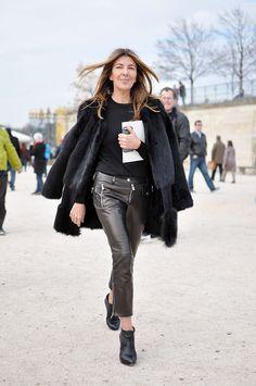 Nina Garcia, Now that's a blackout moment Paris